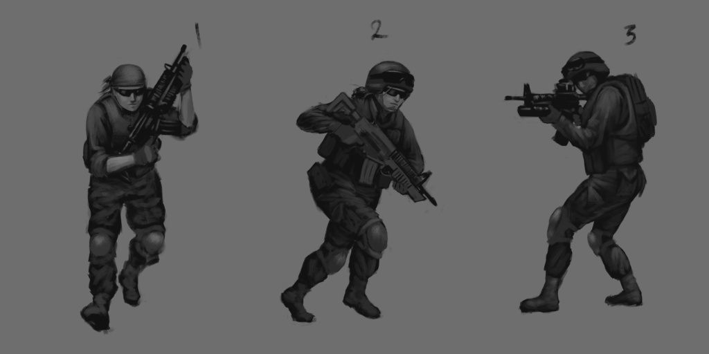 RWoman Sketch 01