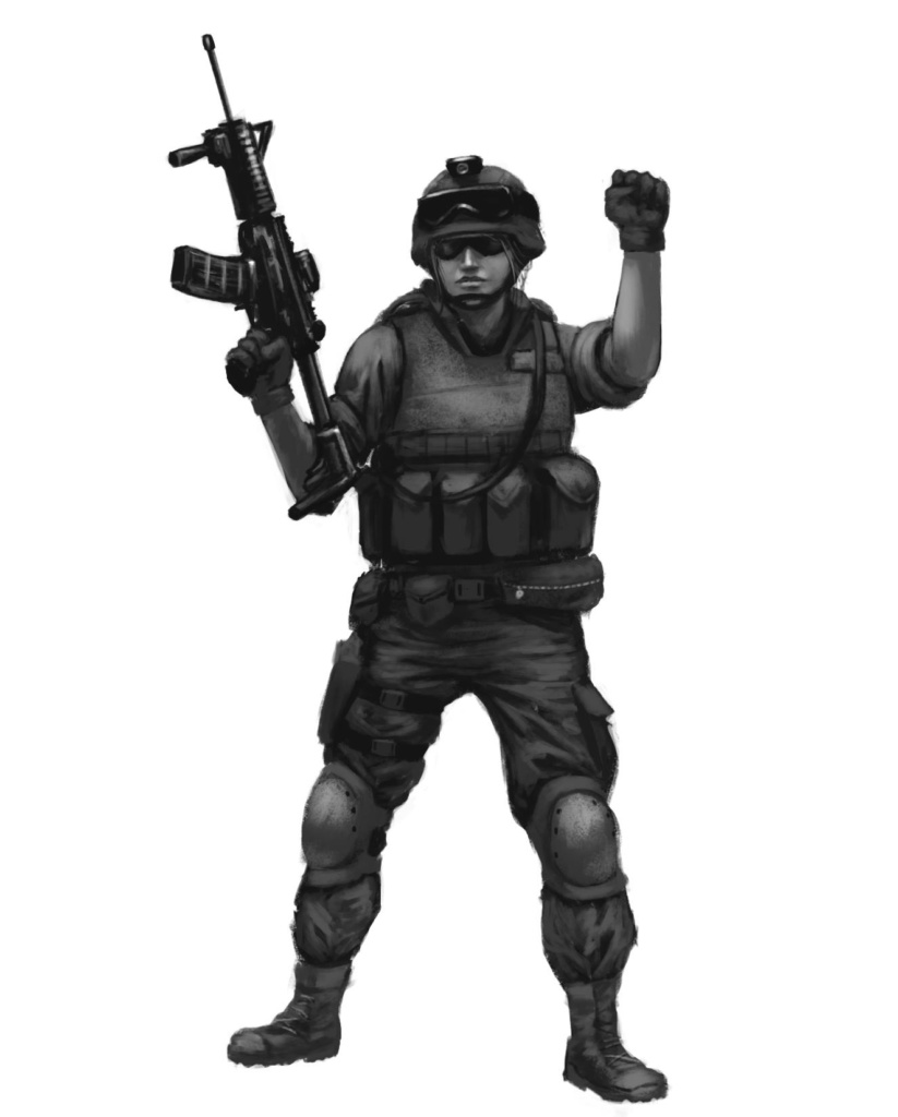 Rifleman Final
