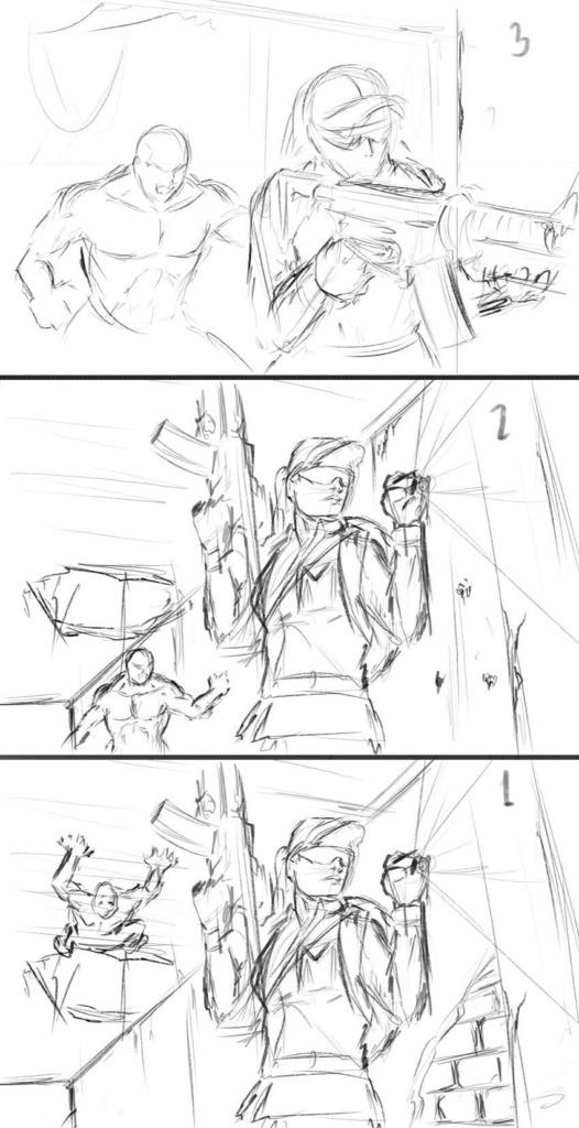 Scene 02 Sketch 01