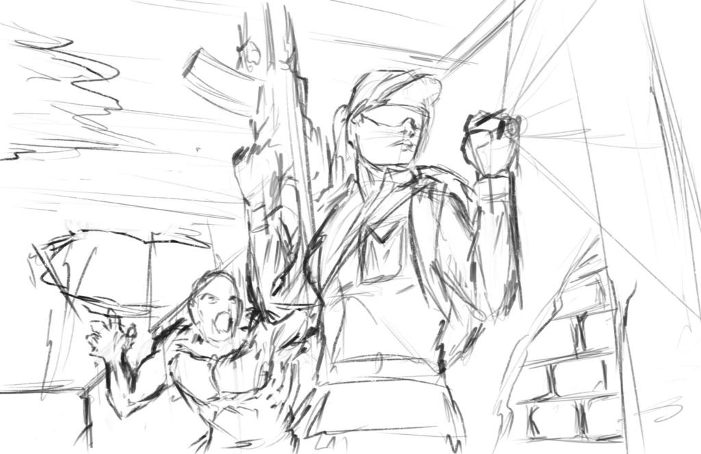 Scene 02 Sketch 02