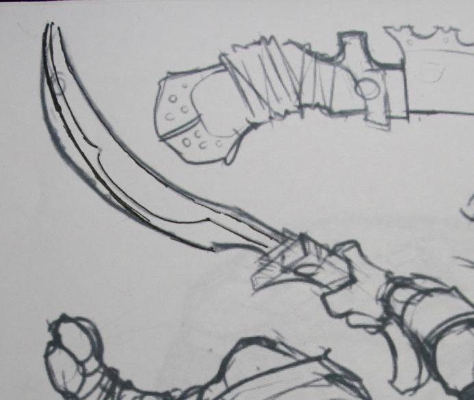 Katar Sword