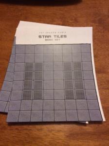 Printed Map Tiles
