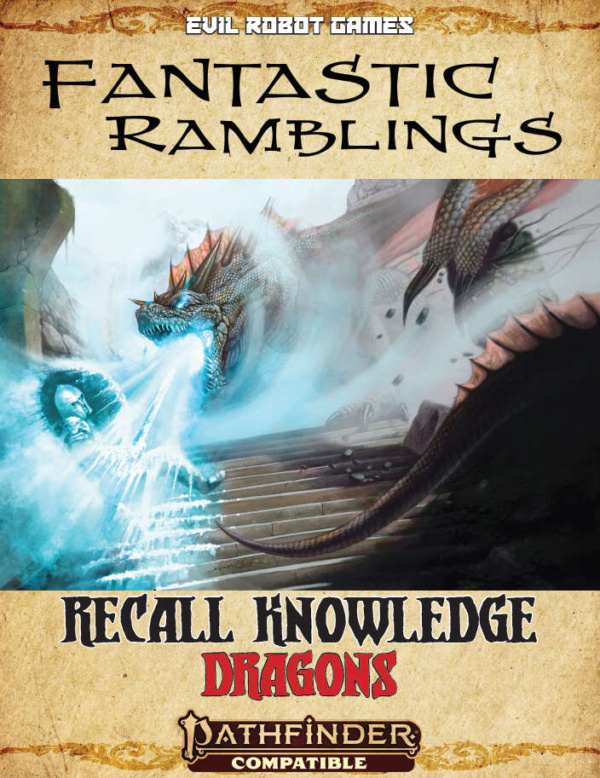 Recall Knowledge Dragons