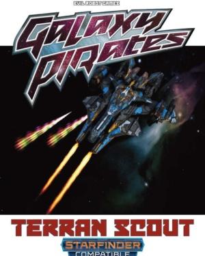 Galaxy Pirates Terran Scout