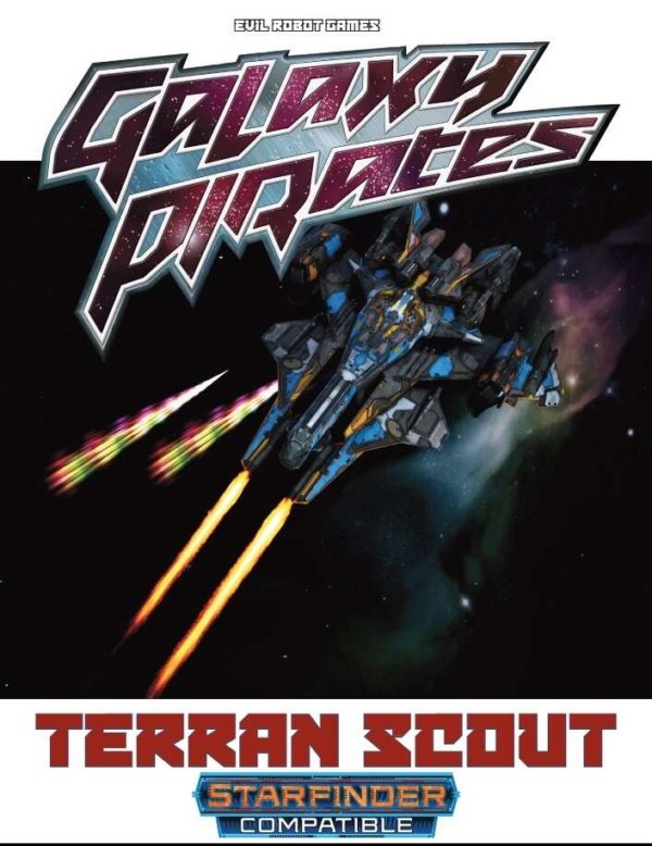 Galaxy Pirates Terran Scout