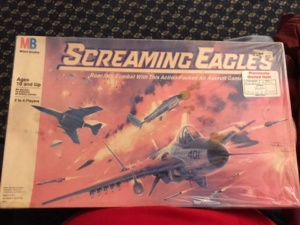 Screaming Eagles cover