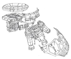 MS 14 Gelgoog thrusters