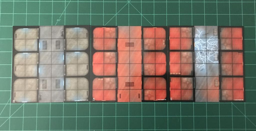 Corridor Cubes