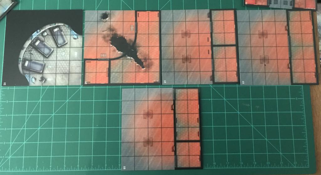Reverse tiles