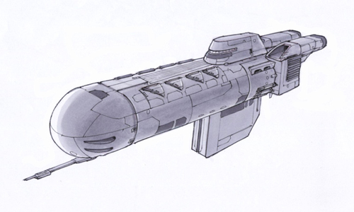 Katar Light Cruiser